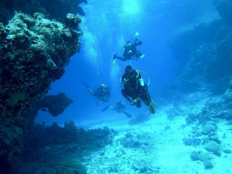 Scuba diving in Pakistan