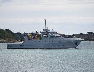military boats