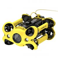 commercial underwater ROV